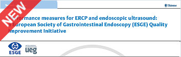 Performance measures for ERCP and endoscopic ultrasound: a European Society of Gastrointestinal Endoscopy (ESGE) Quality Improvement Initiative