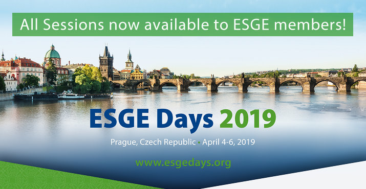The ESGE Days 2019 session library