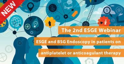 ESGE and BSG Endoscopy in patients on antiplatelet or anticoagulant therapy