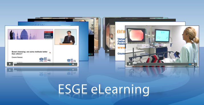 About ESGE eLearning