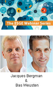 Join the 6th ESGE webinar Wednesday January 16 at 19:00 (CET), ESGE Position Statement on endoscopic management of Barrett's esophagus