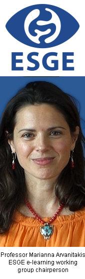 Get to know your ESGE, Professor Marianna Arvanitakis