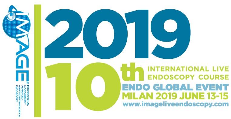 IMAGE 2019 - 10th International Live Endoscopy Course