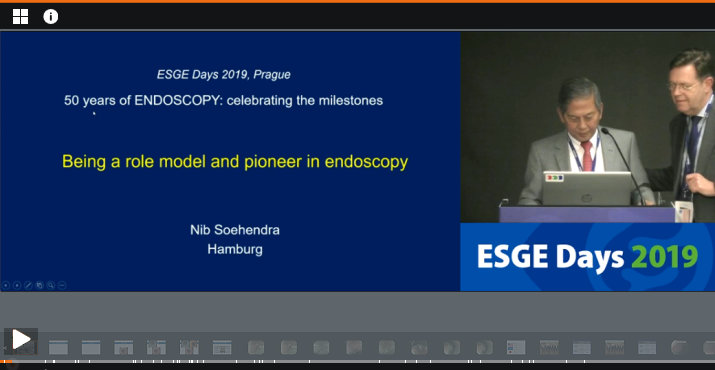 ESGE Days 2019 Webcasts