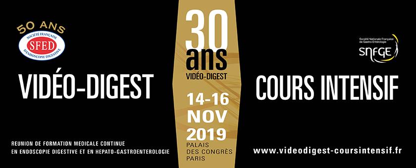 Vidéo Digest Cours Intensif