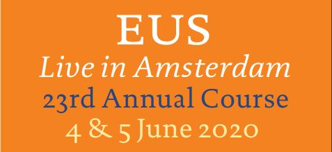 CANCELLED - EUS Live in Amsterdam 2020