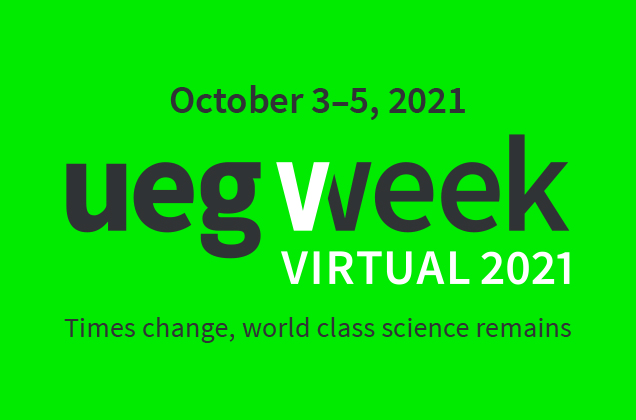 UEG Week goes virtual