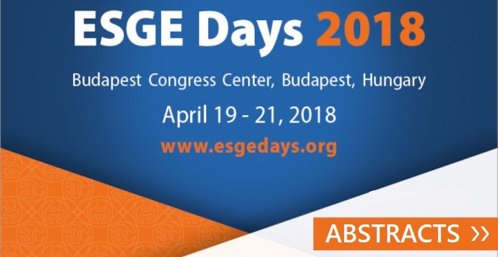 ESGE Days 2018 Abstracts