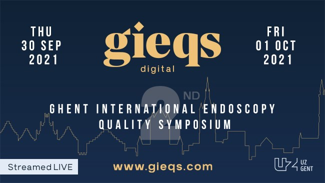 Ghent International Endoscopy Quality Symposium (GIEQS)