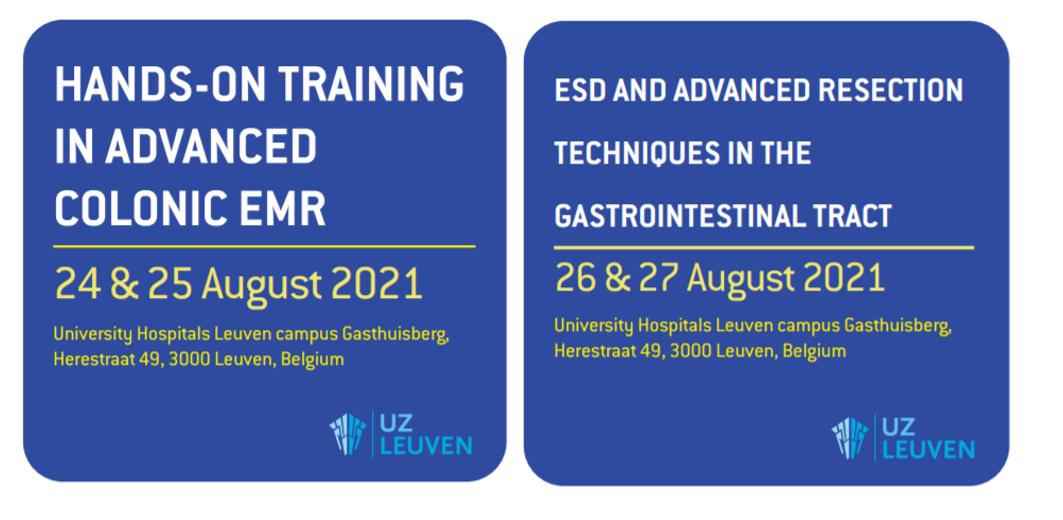 Hands-on training - EMR and ESD workshops