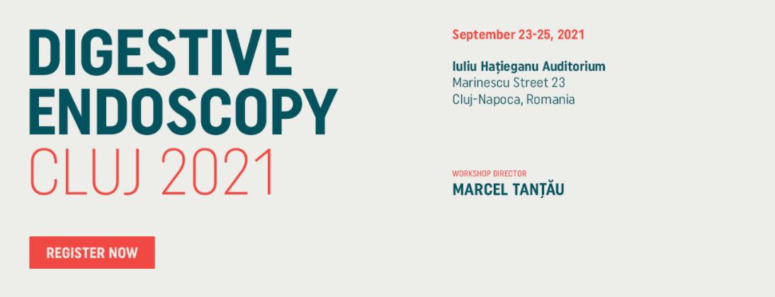 Digestive Endoscopy Cluj-Napoca 2021